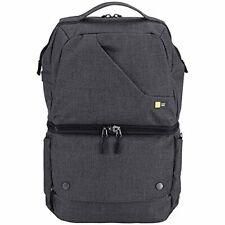 Case Logic Reflexion Middle Zip Grey Backpack for DSLR #FLXB102K (UK Stock) BNIP