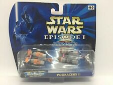 Star Wars Episode 1 Micro Machines Podracers 2 NEW NEU