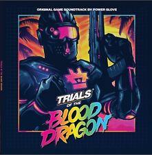 Power Glove Soundtrack - Trials Of The Blood Dragon (LTD Pink Vinyl) VINYL LP