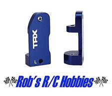 Traxxas TRA 3632A Blue Aluminum Castor Blocks Slash Stamede Rustler