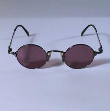 VINTAGE Junior Gaultier RARITY Sunglasses 57-4175 gunmetal