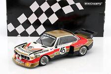 1 18 Minichamps BMW 3.5 CSL #45 24h le Mans 1976