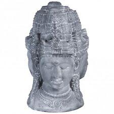 PTMD Büste 'Dewi Buddha' aus Steinguss 50 cm