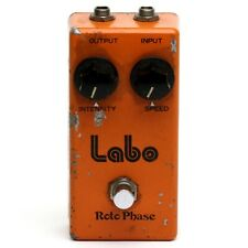 Labo Roto Phase Guitar Effect Pedal - 1 Screw Missing