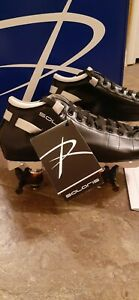 Riedell Solaris Premium Leather Roller Skates with PowerDyne Neo Reactor Size 13