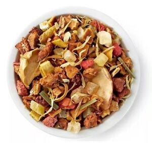 Teavana MANDARIN MIMOSA Loose Leaf Herbal Tea 8 Oz Bag FRESH & Sealed!