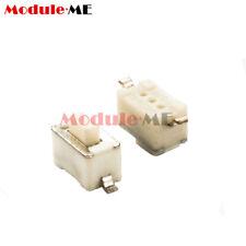 50PCS Tactile Pushbutton Key Switch Momentary Tact SMD 2 Pins 3x6x5mm