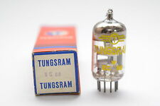 Vintage TUNGSRAM ec88/EC 88/6dl4 triode pour Radio/TV Application, Tube, NOS