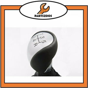 Ford Fiesta WT WZ Leather Gear Shift Knob AMC1BJ7J132AA