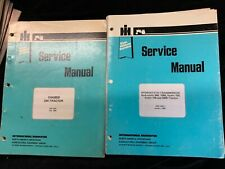 International Harvester Ih Tractor Manuals~2 Manuals~234 Tractor~Transmission