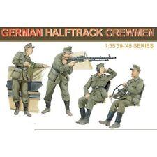 Dragon 1//35 6193 WWII German Half-Track Crewman 1939-1945 4 Figures