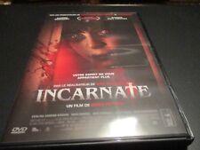 """DVD NEUF """"INCARNATE"""" Aaron ECKHART, Carice VAN HOUTEN / horreur"""