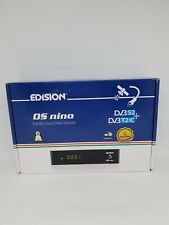 Edision OS nino+ DVB-S2/C/T2 Full-HD Combo-Receiver H.265 Neu&Ovp