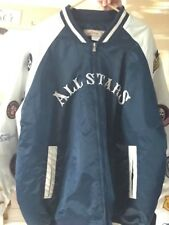 1900-1950 Negro League All Star Satin Jacket 4XL~JC FREEMAN & SONS THROWBACK