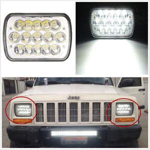 Car SUV 5000K-6000K 15LED HID Bulb H4 Crystal Clear Sealed Hi/Lo Beam Headlight