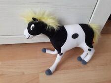 Plüschtier Stoffier Pferd * KLEINER DONNER * aus der Serie Yakari * 20 cm hoch