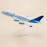 16cm Air Garuda Indonesia Airlines Boeing 747 B747 Aircraft Airplane Model Plane
