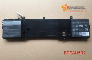 Original Battery for Dell Alienware 15 R1 15 R2 191YN 2F3W1 P42F P42F002 8 Cell