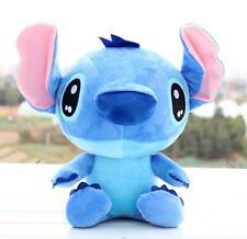 2017 New Giant Size Disney Blue Lilo stitch stuffed animal Toy doll 20Cm #
