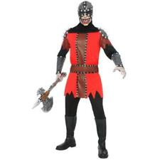 SMIFFY'S COSTUMES $124 Mens THE EXECUTIONER Red Halloween COSTUME SET SZ L NWT