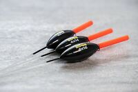 Preston Innovations Des Shipp Commercial Carp Edge Pole Floats *Set of 5*