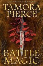 Battle Magic by Tamora Pierce (2013, Hardcover)