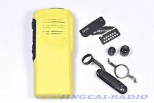 Jaune Complet Service radio Pièces cas Refurb Kit pour Motorola GP328 GP340 nouveau