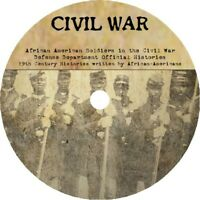 Civil War: Defense Department Official History of African American Soldiers