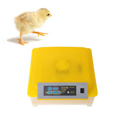 48 Eier Inkubator Brutschrank Incubator Automatische Egg Drehen alle 2 Stunden