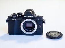 Olympus OM-D E-M10 Mark II Kit inkl. 14-42mm II R Objektiv schwarz black
