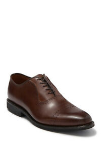 Allen Edmonds Ballard Lace-Up Oxford, Coffee, Various Sizes, Made in USA, New