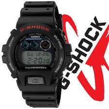 Casio DW6900-1V Men's G-Shock Classic Black Digital Illuminator Sports Watch