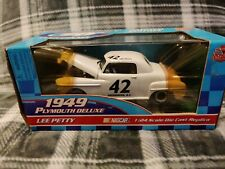 1/24 Racing Champions #42 Lee Petty 1949 Plymouth Deluxe