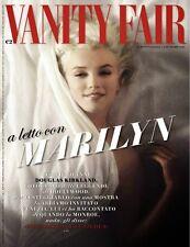 VANITY FAIR Italy,Marilyn Monroe,Douglas Kirkland,Liz Taylor,Audrey Hepbur,Judy