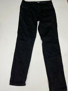 Old Navy Pants Womens 10 Long Rockstar Super Skinny Black Jegging Casual Ladies