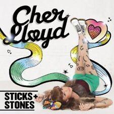 Cher Lloyd   Sticks & Stones   CD   (Brand New)