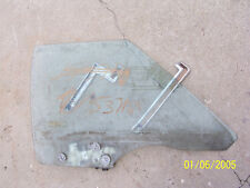 1987 COLONY PARK RIGHT  FRONT DOOR WINDOW GLASS OEM USED MERCURY