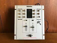Technics SH-EX1200 SHEX1200 DMC Championship Mixer Silver color