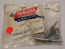 NOS YAMAHA 806-14500-00-00 CARBURETOR REPAIR KIT SS338 SS396