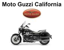 CD MANUALE USO MANUTENZIONE MOTO GUZZI CALIFORNIA 1400 cc. - 2012