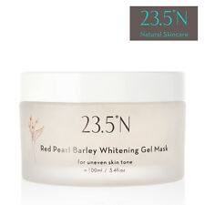 [23.5N] Red Pearl Barley Whitening Gel DRY SKIN Jelly Facial Mask 100ml NEW