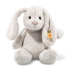 Steiff 080470 Soft Cuddly Friends Hoppie Hase 28 cm hellgrau Geschenkverpackung