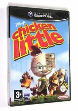 Gioco Nintendo Gamecube NGC DISNEY'S CHICKEN LITTLE Buena Vista Games 2005 NUOVO