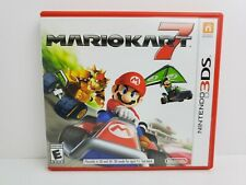Mario Kart 7 Nintendo 3DS 2011 Tested Works