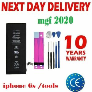 New Replacement battery fits iphone 6s with tools strip Full Capacity 1715 mAh