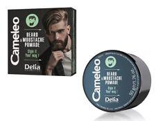 Delia Cameleo POMADE Men for Baerd & Moustache   Water-based Medium Hold 50 g