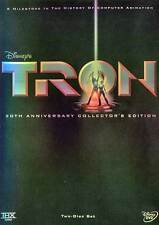 Tron - 20th Anniversary Collector's Edition (2 DVDs, 2002) Rare, LN, & Complete!