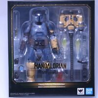 Star Wars Heavy Infantry Mandalorian Figure S.H. Figuarts Bandai Mandalorian