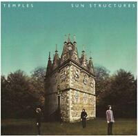 TEMPLES – SUN STRUCTURES 2CD Deluxe Edition Inc Sun Restructured (New & Sealed)