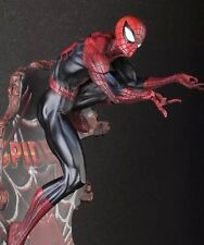 "Marvel The Amazing Spider-Man 2 Statue Action Figure 18"" black ver. New in box"